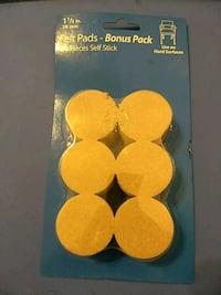 Felt chair pads Fairfax, 22030
