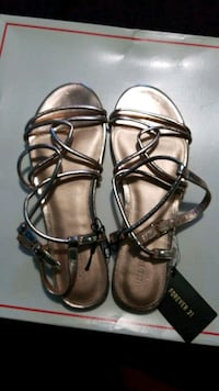 Rose Gold Sandals Metairie, 70003