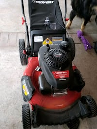 Honda lawn mower only used once Richmond