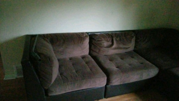 Free couch moving and it got to go