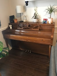 Mason and Risch upright piano Mississauga, L5N 6Y1