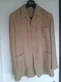 Real Hermes Man Sprot Jacket New York