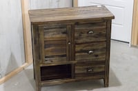 NEW Rustic Console Cabinet Calgary, T3K 0N9