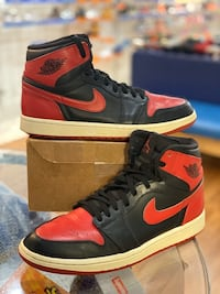 Dmp Bred 1s size 10.5 Silver Spring, 20902