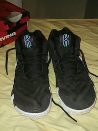 Kyrie 4 size 11 worn once