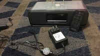 gray and black iHome dock speaker and radio Calgary, T2A 2A7