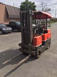 Fork lift Mississauga