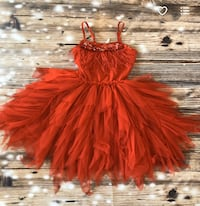 Brand new with tags christmas dress Sz 3T
