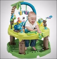 Exersaucer Jungle Gym (Grows with baby) Toronto
