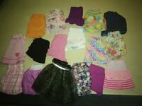 2t girl's assorted clothes