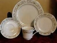 Vintage sterling china from japan West Point, 39773