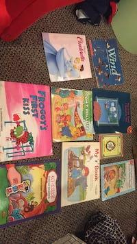 Book lot for kids/ preschool/ day care Vaughan, L4J 5L7