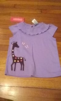 Girls Gymboree 2T Top Brand new  Windsor