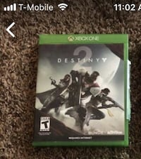 Destiny Xbox One game case San Antonio, 78240