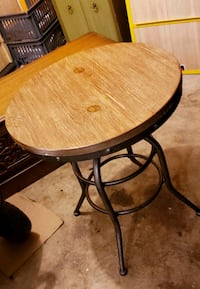 Spinning End Table
