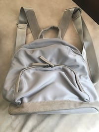 gray and black Nike backpack North Lauderdale, 33068