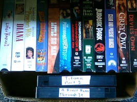 Favorite vhs movies,#1