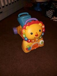 blue and yellow Fisher-Price musical toy Modesto, 95351