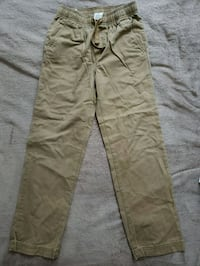 Tan school uniform pants $5 Bradenton, 34203