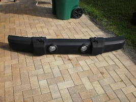 JEEP BUMPER FROM 2014-18 (2)AVAILABLE PRICE IS FOR ONE