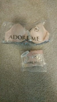 30A bra with XS Thong Stafford, 22554