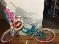 toddler's blue and pink bicycle Hackensack, 07601