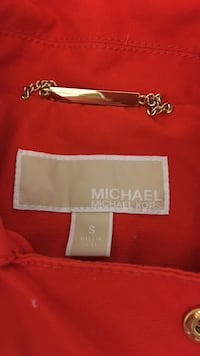 Michael kors red apparel small size Eden Prairie, 55346