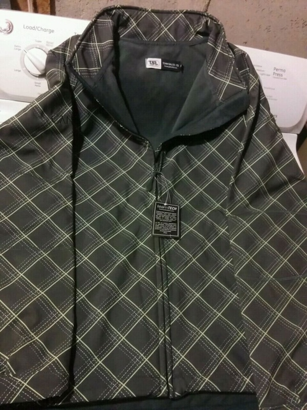New Ladies waterproof med coat