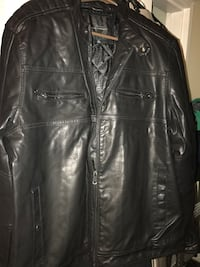 New Leather Jacket XL Hyattsville, 20782