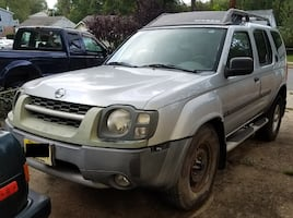 2003 Nissan Xterra XE 4WD FOR PARTS OR REPAIR