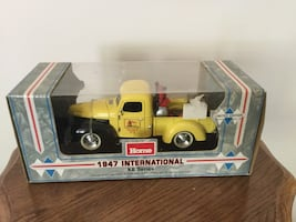 1947 International KB series Delivery Truck Coin Bank