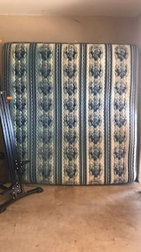 white and blue floral window curtain Tucson, 85706