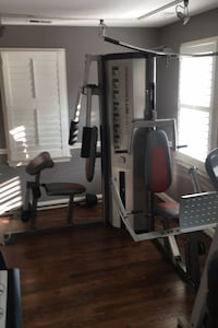 Exercise equipment. Requires disassembly and assembly.