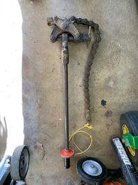 Cast iron cutters. Used. Good condition Alexandria, 22310