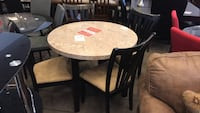 Round Marble Top Dining Table  Phoenix, 85018