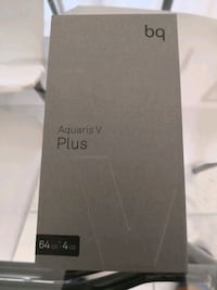 Bq aguaris V plus 64gb Madrid, 28021