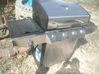 LIKE NEW THERMOS GRILL /WITH TANK Silver Spring