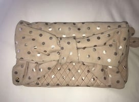 Juicy Couture Velour Clutch