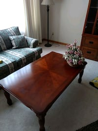 Solid wood coffee table Mogadore, 44260