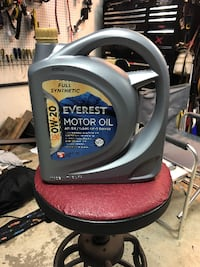 Synthetic Motor Oil Toronto