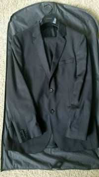 Express Black Fitted Suit Santa Ana, 92704