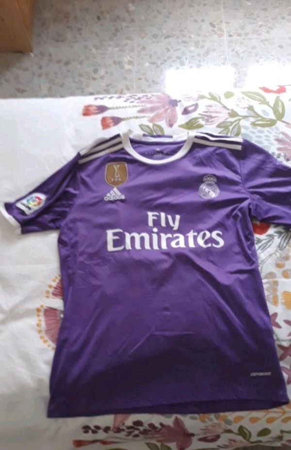 Camiseta real madrid modric talla M