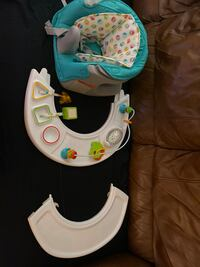 Baby height chair/ activity tabke Elizabethtown, 17022