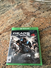 Xbox One- Gears of War 4 Game Pickering, L1V 4X8