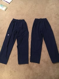 Navy Blue Scrub Pants