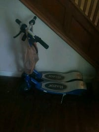 Scooters  $150 or Best offer they need to be charged & air in tires  Greenbelt