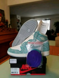 "Size 7Y Jordan 1 ""Turbo Green""!!!! Falls Church, 22042"