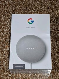 New Google nest mini 2 generation in grey Silver Spring, 20905