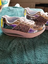 New Bling Sneakers!  London, N6J 3B6