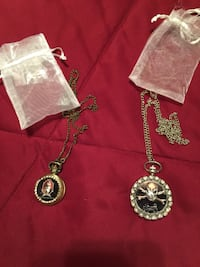 Handcrafted pocket watches
